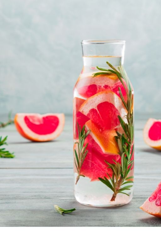 easy infused water recipes immunity