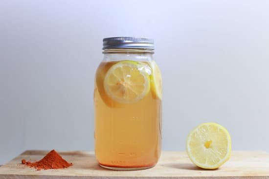 detox infused water immunity health boosting